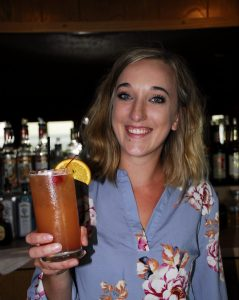 Bartender Meghan