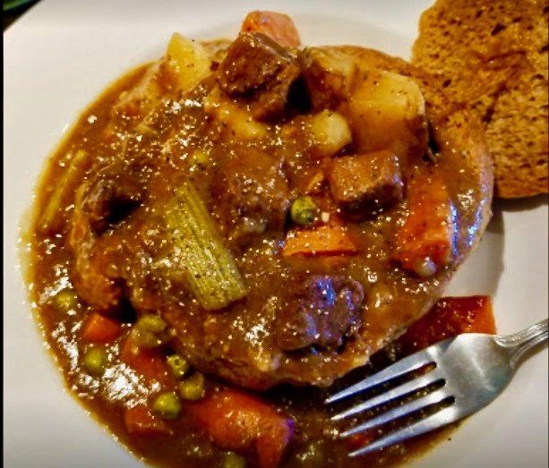 shamrock food dish