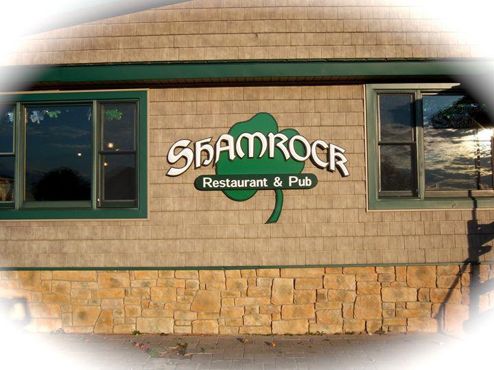 Shamrock front logo