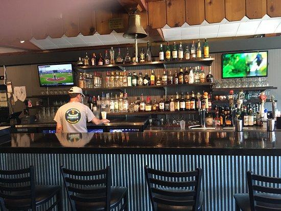 shamrock bar with Liam