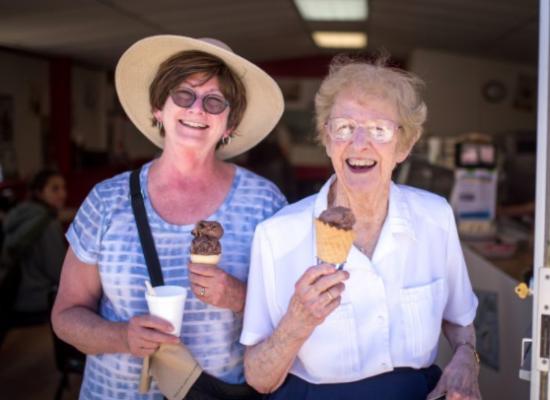 adult ice cream fun